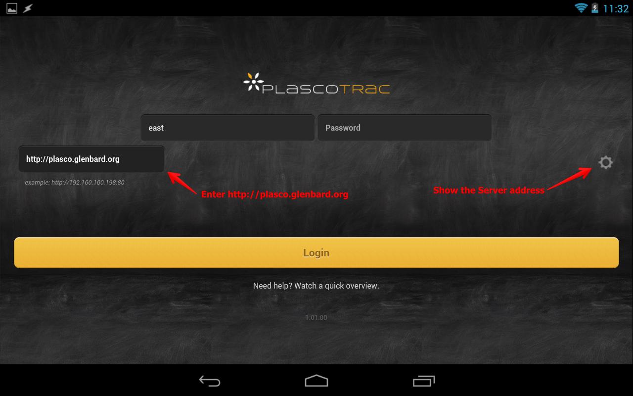 Android Plasco Setup